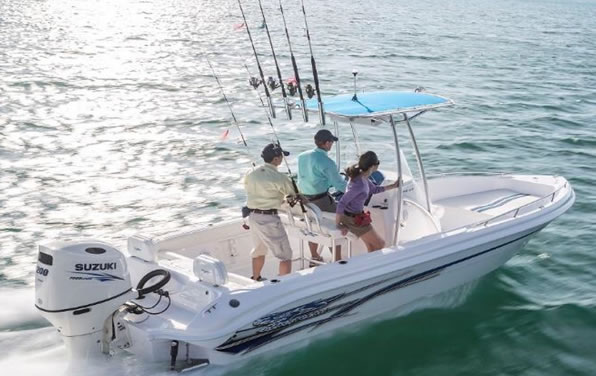 Gulfport Fishing Charter
